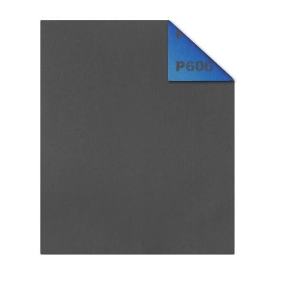 Abrasive paper water resistant P 600