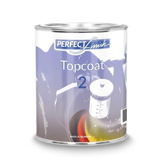Topcoat 2 (Schutzlack) | 1 Kg