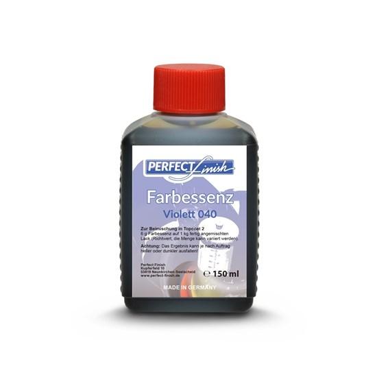 Farbessenz Violett 040 | 150 ml