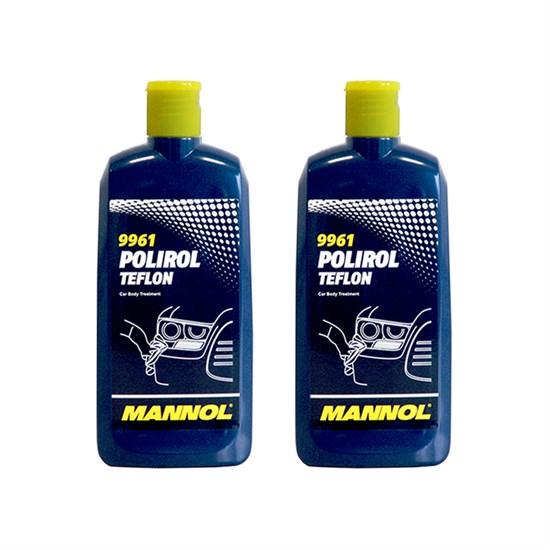 2 x 9961 Polirol Teflon 500 ml