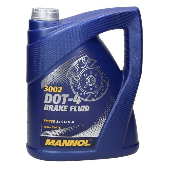 5 Liter MN3002-5 MN DOT-4 Bremsflüssigkeit