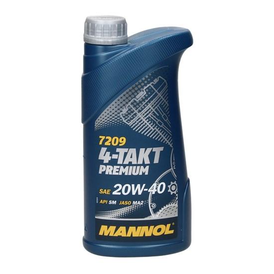 1 Liter MN7209-1 MN 7209 4-TAKT Premium 20W-40