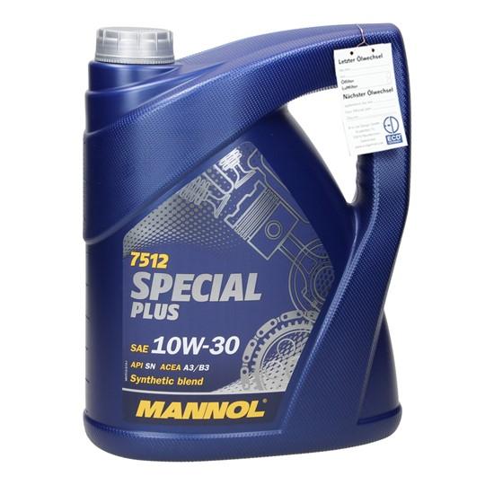 5 Liter MN7512-5 MN 7512 Special Plus 10W-30