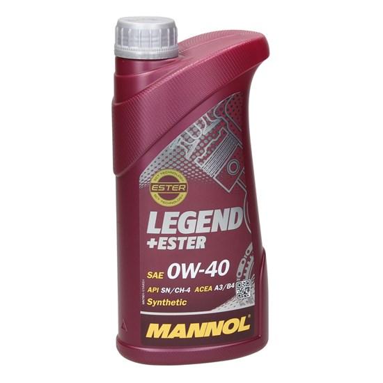 Motoröl Mannol MN Legend+Ester 0W-40 MN7901-1