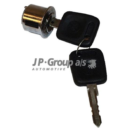 Zündschalterzylinder mit Schlüsseln