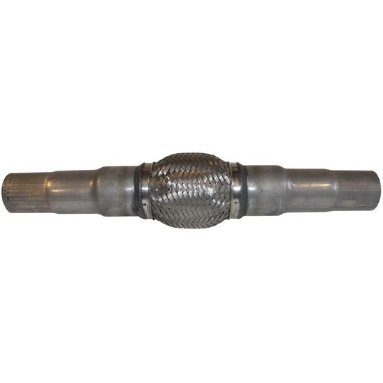 Rep. Wellrohr mit Alu Adaptor Rohr42,3x412 mm