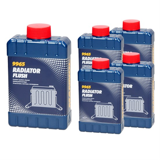5 x Radiator Flush 325 ml