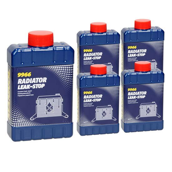 5 x 325 ml Radiator Leak-Stop