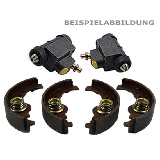 Bremsbacken + Radbremszylinder HA FIAT LANCIA SEAT