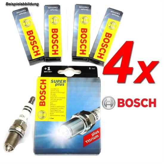 4 x Zündkerze Bosch