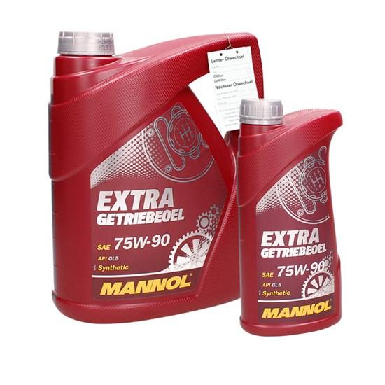 Mannol Getriebeöl 75W90  5 L