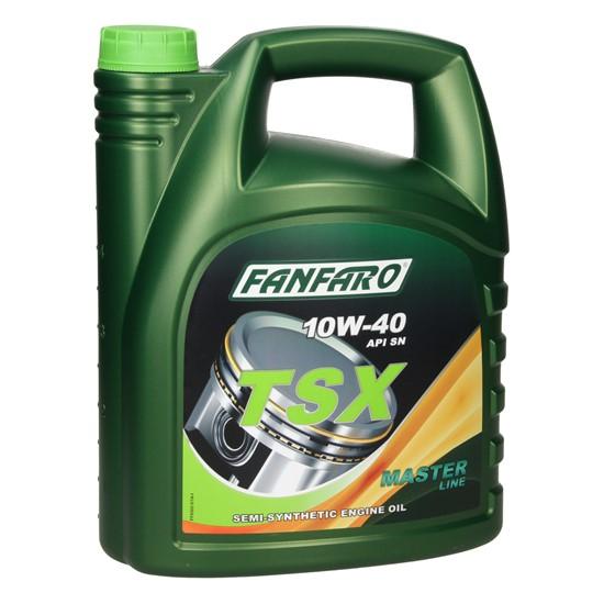 FF6502-5 / FANFARO 5 Liter TSX SAE 10W-40