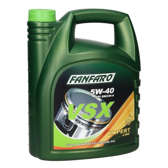 5L FF6702-5 FANFARO VSX SAE 5W-40 bestand