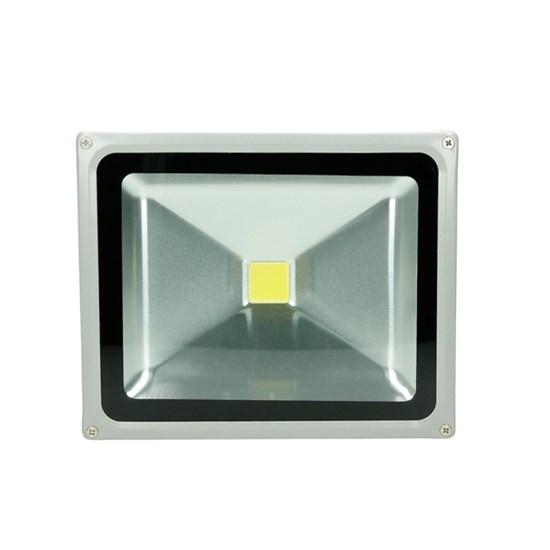 LED-Flutlicht 30W, Kaltweiß, wasserfest
