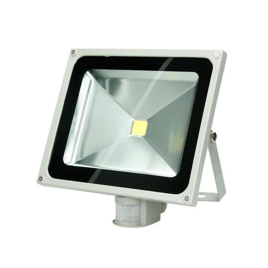 LED-Flutlicht, Warmweiß, wasserfest 50W