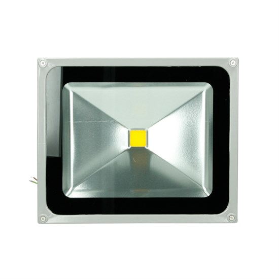 LED-Flutlicht 50W, Kaltweiß, wasserfest