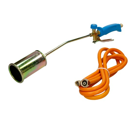 Gasbrenner 58 kW Brennleistung mit 3m Propangasschlauch