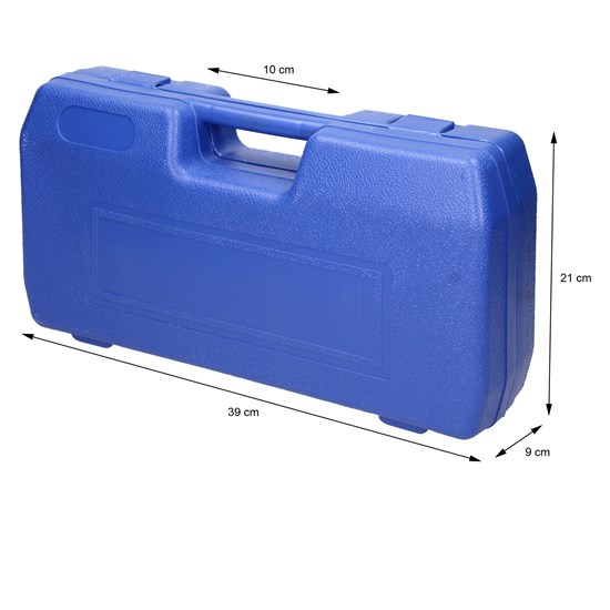 Gewindeschneide Set 9-Teilig aus Temperguss im Koffer