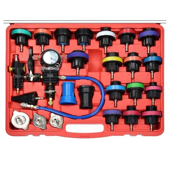 Kühlsystem Tester 28-Teilig 49,5x41x9,5 cm