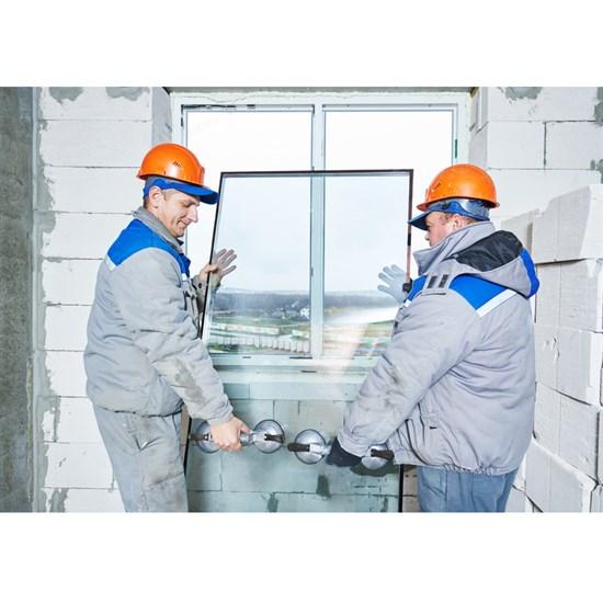 Scheiben-Saugheber Aluminium bis 70 kg 4 Stück