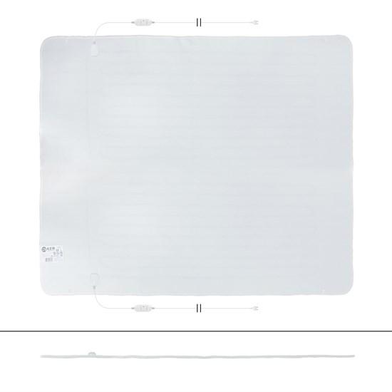 Heizdecke Polyester 180 x 152 cm