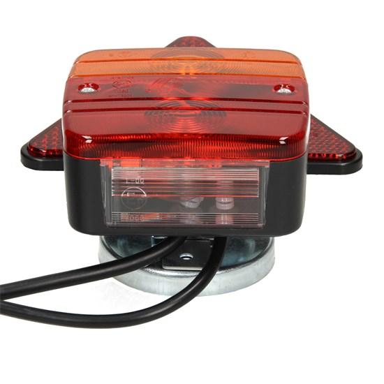 Beleuchtungssatz mit Magnet 12 V Trailer