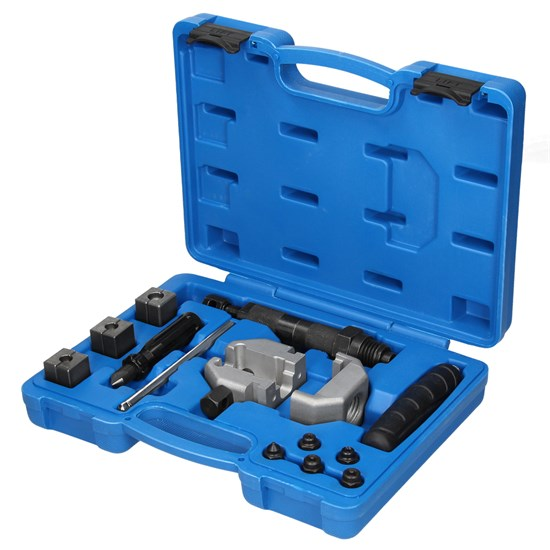 Mobiles hydraulisches Bördelgerät