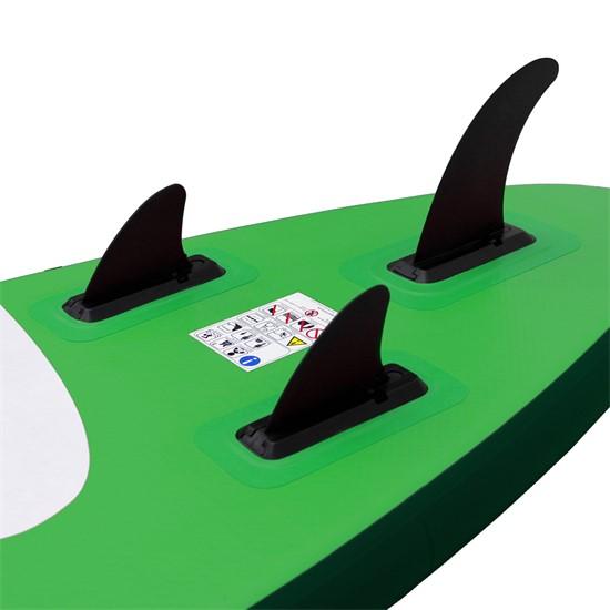 Stand Up Paddle Surf-Board Grün Makani