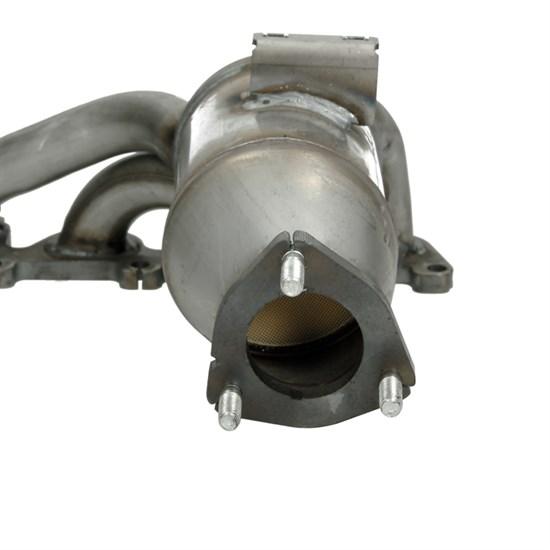 Katalysator Krümmerkat mit Montagesatz 400 mm VW Seat