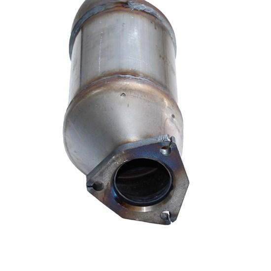 Katalysator Auspuff inkl. Montagesatz 370mm VW
