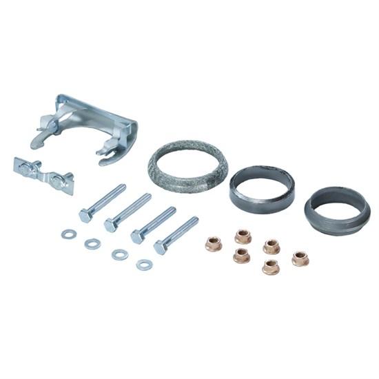 Katalysator inkl. Montageteile 1550mm Abgasanlage Mercedes-Benz