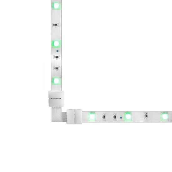 LED-Streifenverbinder L-Form für RGB Streifen
