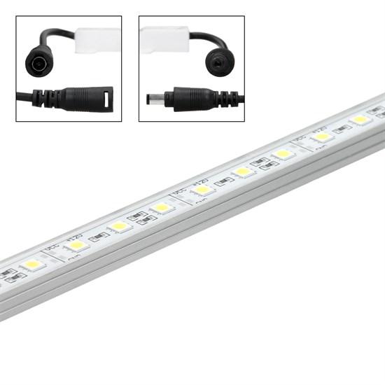 LED Unterbauleuchte 50cm SMD 5050 Kaltweiß 6000K