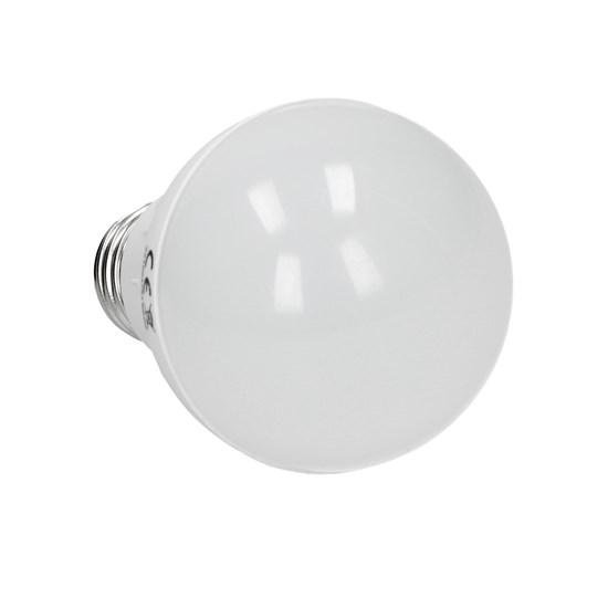LED-Birne E27, Warmweiß, 9W