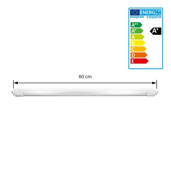 LED-Leuchtstoffröhre T8, Kaltweiß, 11W 60 cm