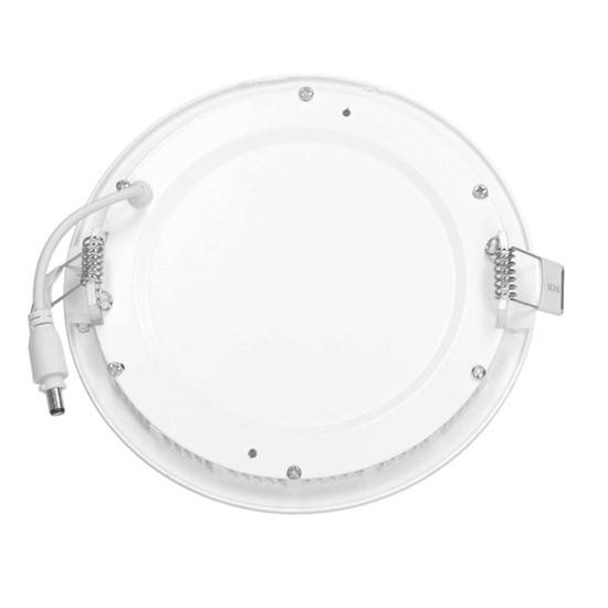 LED-Einbaupanel Kaltweiß Ø 14,5 cm 9 Watt
