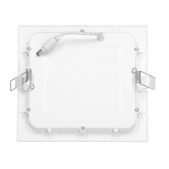 LED-Einbaupanel Neutralweiß 8,5 x 8,5 cm 3 Watt