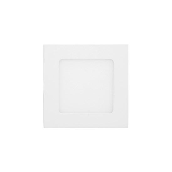 LED-Panel Einbaustrahler 6W, warmweiß, Eckig