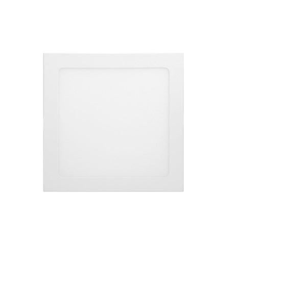 LED-Panel Einbaustrahler 18W, neutralweiß, Eckig