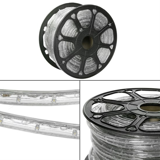 LED-Lichtschlauch 30 m, Gelb - 36 LED pro Meter