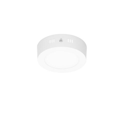 LED-Deckenlampe 6W, Warmweiß, Rund