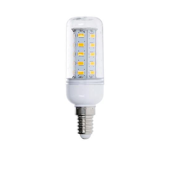 LED Kolbenlampe E14 7 Watt kaltweiß