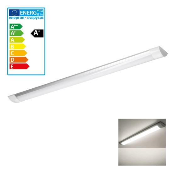 LED Deckenleuchte 90cm 28W Warmweiß 2800K IP20 Ultraslim