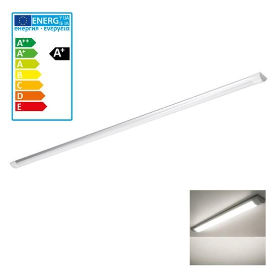 LED Deckenleuchte 150 cm 45 Watt kaltweiß