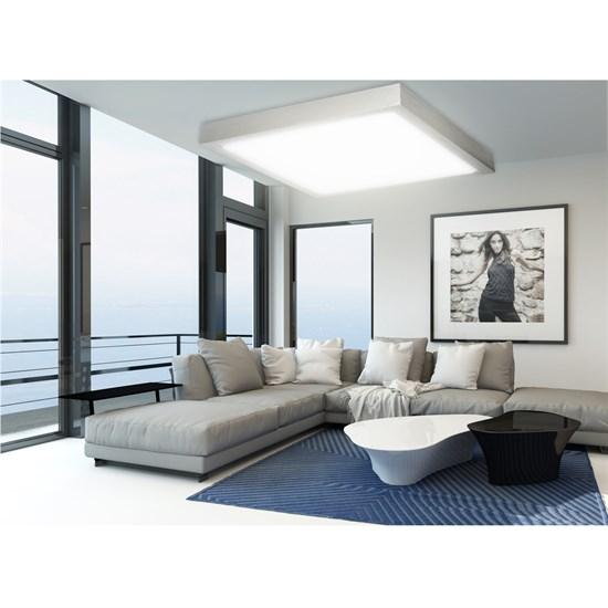 LED Wand- und Deckenleuchte 30 x 30 cm 12 Watt neutralweiß