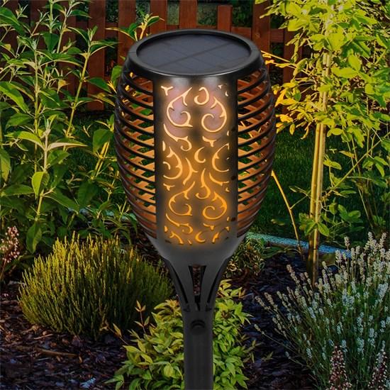 Solar Gartenlaterne 96 LED