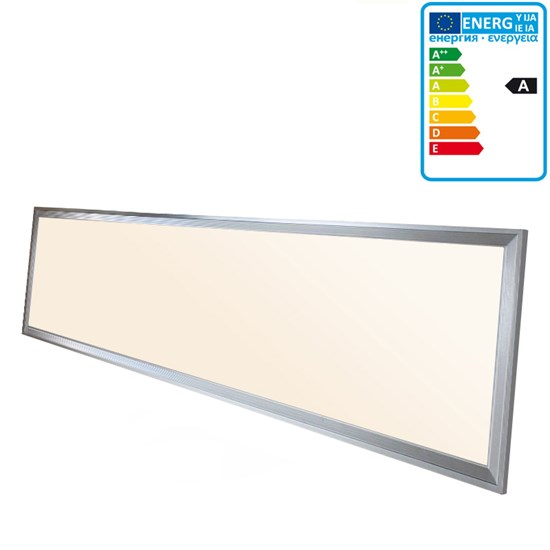 LED-Panel 120x30 cm, 42W, Warmweiß