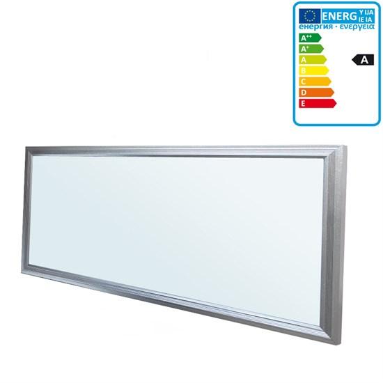 LED-Panel 60x30 cm, 18W, kaltweiß