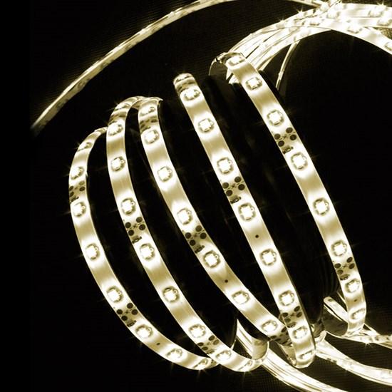 LED-Streifen 3 m, Warmweiß, wasserfest - 60 LED pro Meter