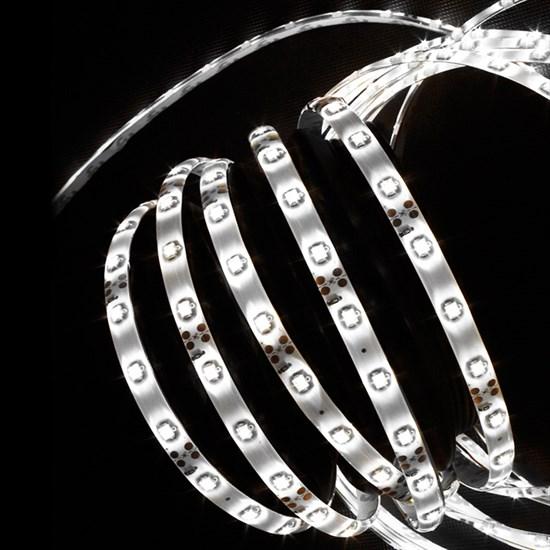 LED-Streifen 3 m, Kaltweiß, wasserfest - 60 LED pro Meter